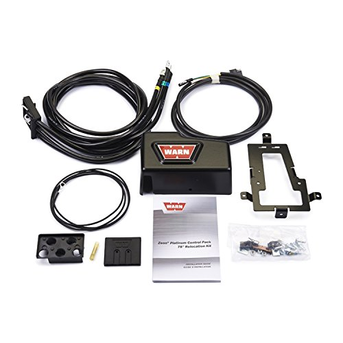 WARN 92193 Long Control Pack Relocation ()