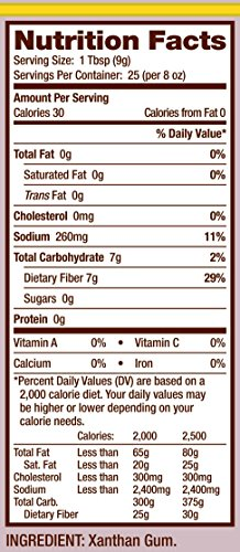 Bob's Red Mill Gluten Free Xanthan Gum, 8 Ounce (Pack of 6) by Bob's Red Mill (Image #5)