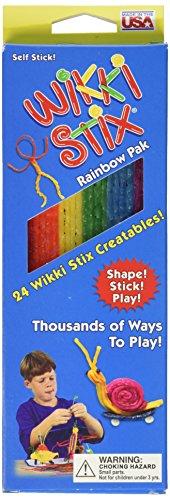 Wikki Stix Rainbow Pak