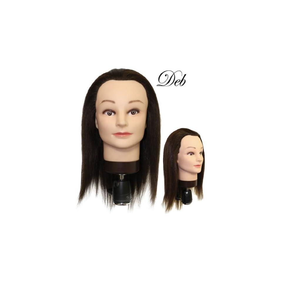 Hairart Deb 13 Hair Classic Mannequin Head (4122)