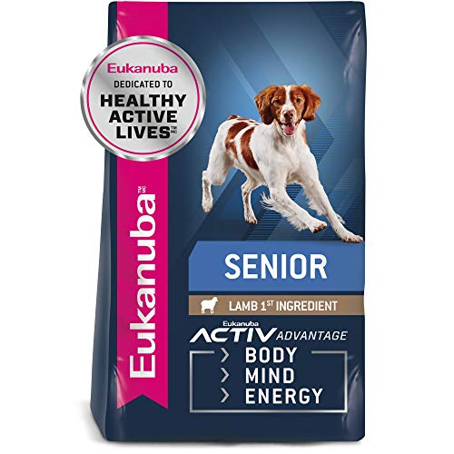Eukanuba Senior Dog Food for Mature Dogs, 30 ()