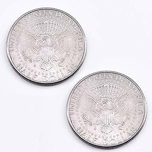 Amazon.com: Double Sided Coin 2-Headed Half Dollar Coin
