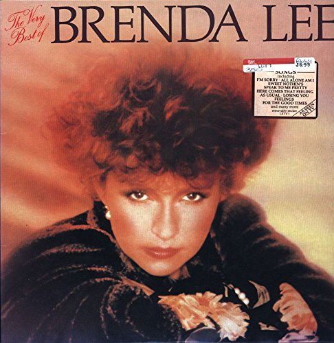Brenda Lee - The Very Best Of Brenda Lee - MCA Records - LETV 1 - UK - 0 - Near Mint (NM or M-)/Near Mint (NM or M-) - 2xLP, Comp (The Very Best Of Brenda Lee)