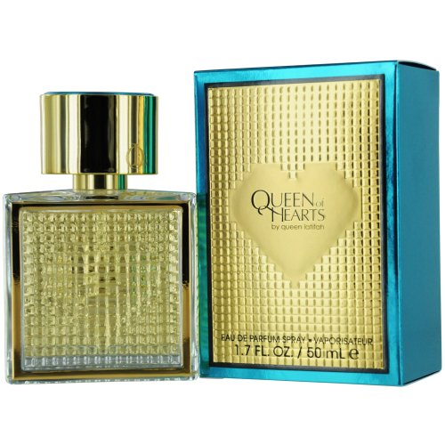 Queen of Hearts Latifah Eau De Parfum Spray for Women, 1,7 once