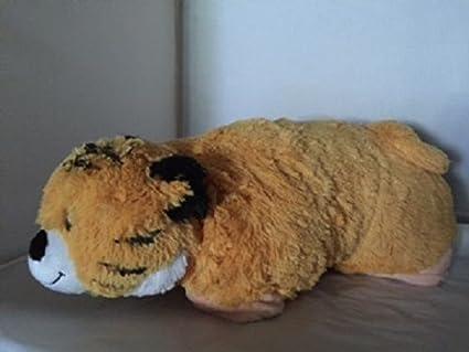 Amazon.com: Tigre mascota cojín animal de marca