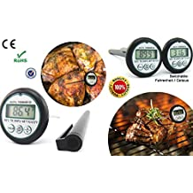 Avianweb Latest Generation Accurate Pocket-size Digital BBQ / Cooking Thermometer