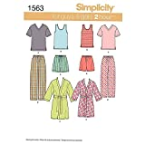 Sizes XS-XL, Easy to Sew Teen's, Men's and