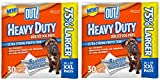 OUT! 30 Count Heavy Duty XX-Large Dog Pads – 2 pack! Review