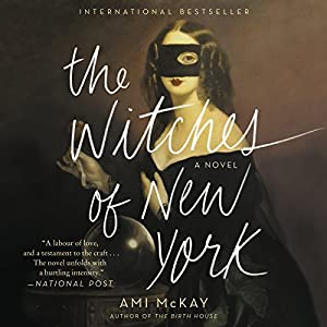 The Witches of New York Audiobook