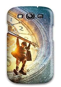 CaseyKBrown Snap On Hard Case Cover Hugo 2011 Movie Protector For Galaxy S3 wangjiang maoyi