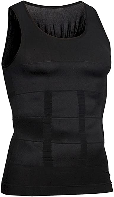 mens thermal body shaper slimming tricou review)