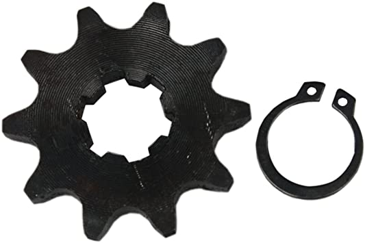 420 10T 17mm Front Engine Sprocket for Motorcycle 125 150 160cc ATV Dirt bike