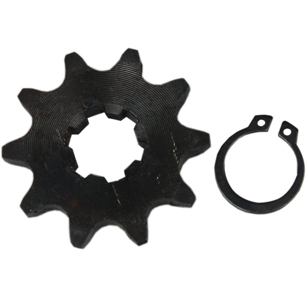 Wingsmoto Sprocket Front 420-10T 17mm Motorcycle ATV Dirtbike