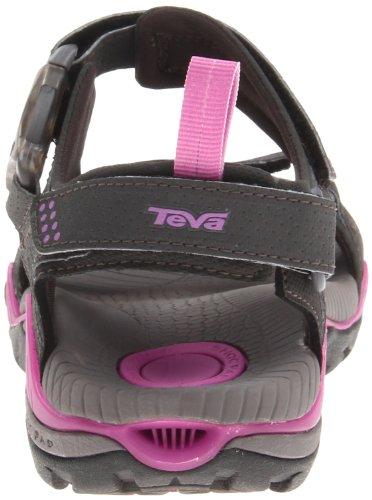 2 9080 Toachi Teva Para Negro Mujer Sandalias W`s pqw75xn71