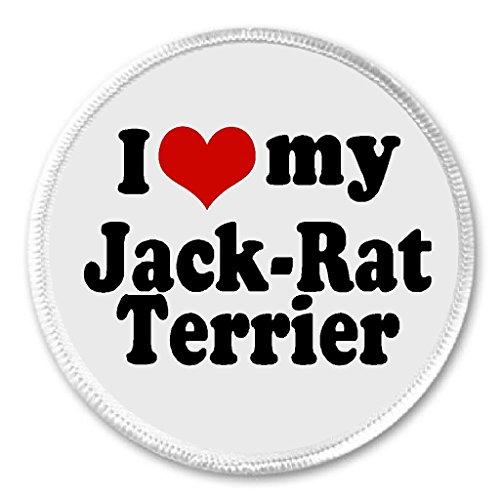 I Love my Jack-Rat Terrier 3