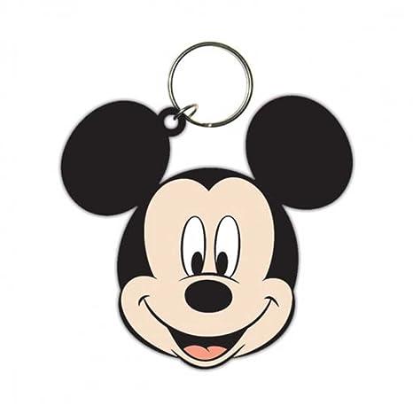 empireposter Disney - Mickey Mouse Llavero de Goma, Keyring ...