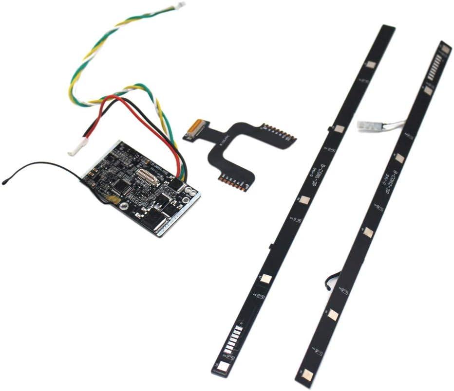 DomilayBateríA de Scooter BMS Controlador de Placa de Circuito Accesorios de Reemplazo de Placa de ProteccióN de Scooter para Xiaomi Mijia M365