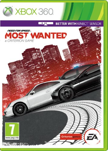 (Need for Speed Most Wanted (Xbox 360))