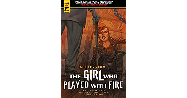 Amazon.com: The Girl Who Played With Fire - Millennium ...