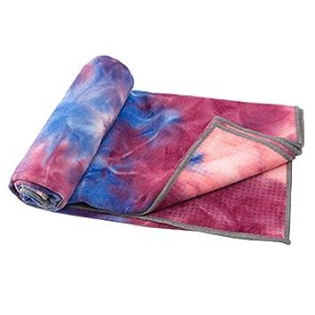 FELICIPP Toallas de Yoga Antideslizantes Extra largas (62 x ...