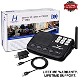 Wireless Intercom System Hosmart 1/2 Mile Long