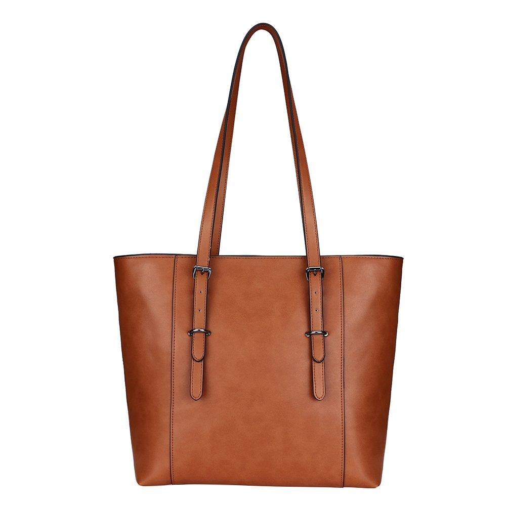 Fineuna Shopping 405 SP Tote Bag Brown