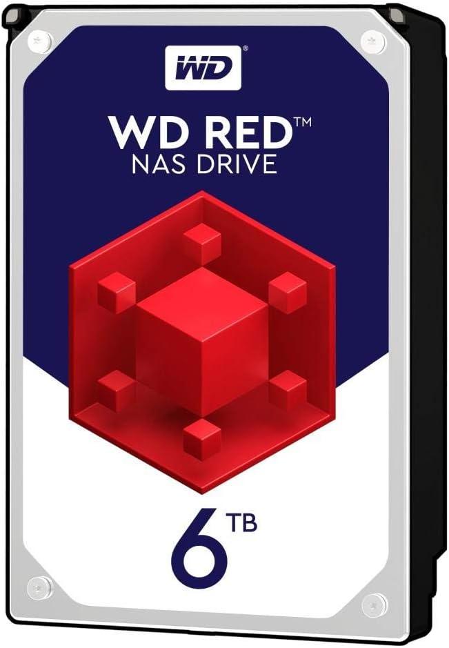 WD Red - Disco duro para NAS, 6 TB: Western-Digital: Amazon.es ...