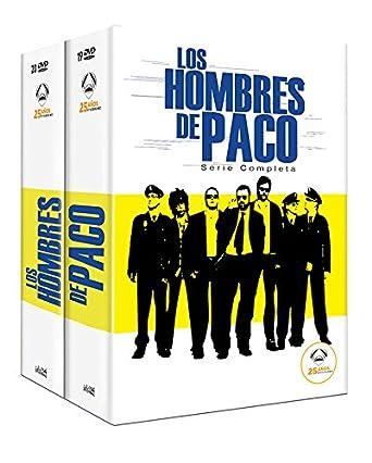 Amazon.com: Los Hombres de Paco (Serie Completa)- Complete ...