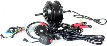 L-faster 24V / 36V 250W Bicicleta electrica Motor brushless Kit ...