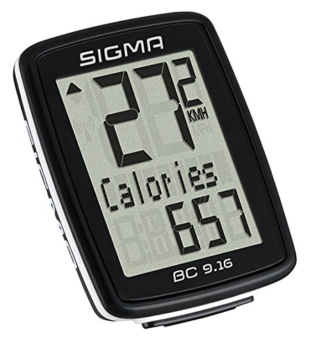 Sigma Sport BC 9.16 Wired Bicycle Computer