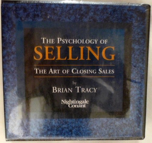 The Psychology of Selling/ The Art of Closing Sales (Programs Closing)
