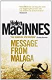 img - for Message From Malaga book / textbook / text book