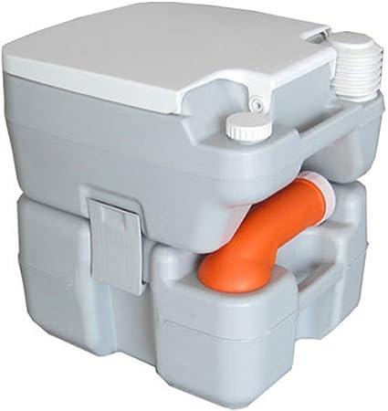 HOYOCE 15L Portátil WC Quimico, 36.5 * 41.5 * 37.5CM Ancianos ...