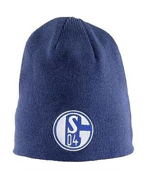 FC Schalke 04 Wendemütze Kids königsblaunavy: