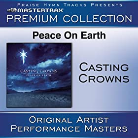 Amazon.com: Away In A Manger (With Background Vocals) (Performance Track): Casting Crowns: MP3 ...