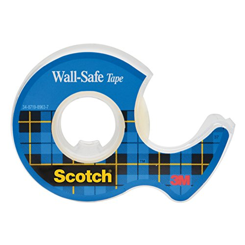 Scotch(R) Wall Tape Adhesive Tape (183) Photo #3