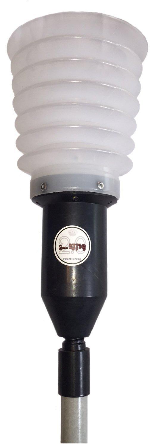 Smoking Smoke Detector/Fire Alarm Tester by SmoKING 2.0