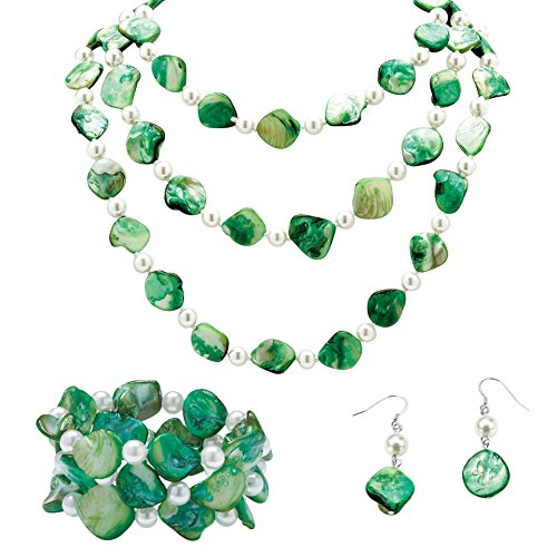 Green Womens Shell - 6