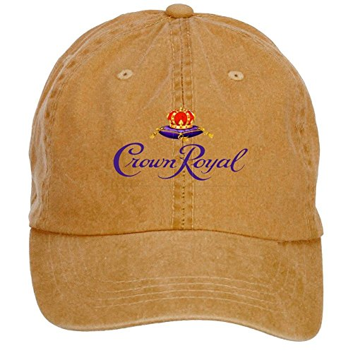 Dotion-Unisex-Crown-Royal-Beer-Design-Baseball-Caps