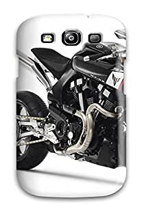 High-quality Durability Case For Galaxy S3(yamaha Mt-os Concept 8211 Motorcycles)