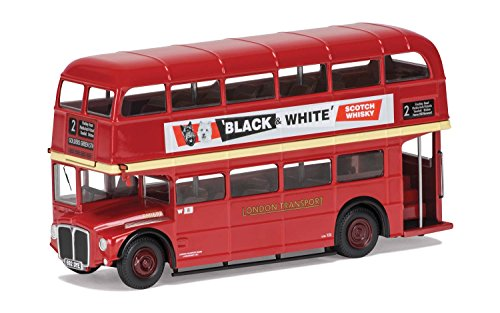 Corgi Boys Classic Routemaster 60th Anniversary London Transport 1:76 Anniversay Collection OM46310 Vehicle -  Hornby