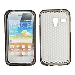 Bluetrade BT-TPU-SS7500T - Funda TPU Gel para Samsung S7500, transparente