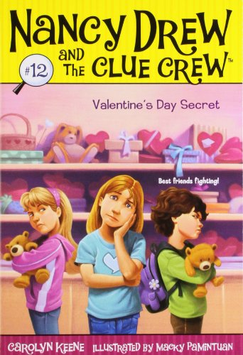 Nancy Drew Valentine's Day Secret