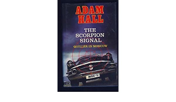 The Scorpion Signal by Adam Hall (1980-04-05): Amazon.es: Adam Hall: Libros