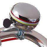 PUBLIC Bikes Bike Bell, Chrome