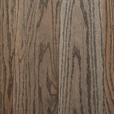 Bruce American Originals Coastal Gray Oak 3/4 in. Thick x 5 in. Wide Solid Hardwood Flooring (23.5 sq. ft. / case)