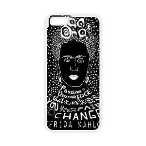 """Frida kahlo Back Case Cover for Iphone6 4.7"""",diy Frida kahlo case cover"""