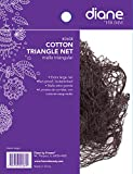 triangle Diane Cotton Triangle Net, Black - 2 pack