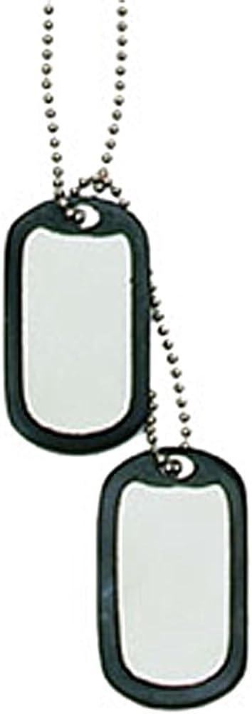 Mil-Tec US Army Placas de reconocimiento