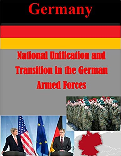 Book National Unification and Transition in the German Armed Forces (Germany)